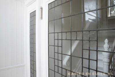 Glas in lood detail