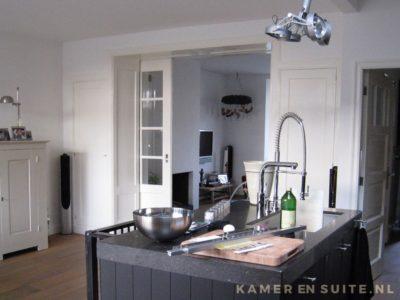 room divider keuken