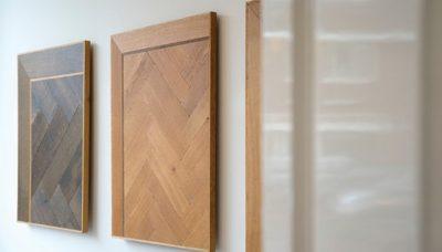 houten vloeren in patroon visgraat versailles tapis
