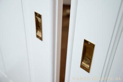 Verzonken deurgrepen